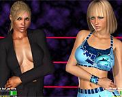 Mujer Luchadora 2