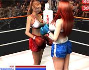 Boxeo de Chicas